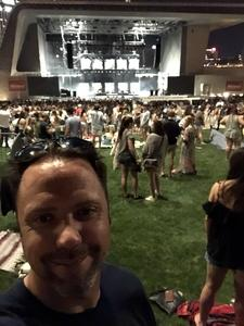 Jeff attended Vance Joy on Tour - Lawn Seating on May 10th 2018 via VetTix