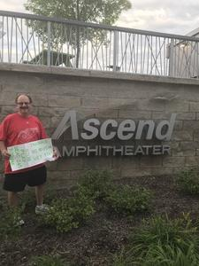 Barry attended Vance Joy on Tour - Lawn Seating on May 10th 2018 via VetTix