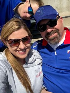 Gary attended Texas Rangers vs. Seattle Mariners - MLB on Apr 22nd 2018 via VetTix