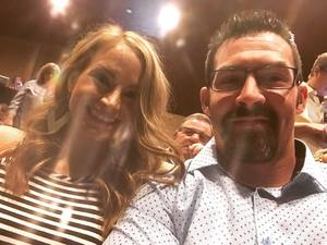 Kyle attended Million Dollar Quartet on Apr 21st 2018 via VetTix