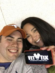 Brandon attended Texas Stars vs. Ontario Reign - First Round Playoffs - AHL on Apr 19th 2018 via VetTix