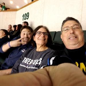 WILLIAM attended Texas Stars vs. Ontario Reign - First Round Playoffs - AHL on Apr 20th 2018 via VetTix