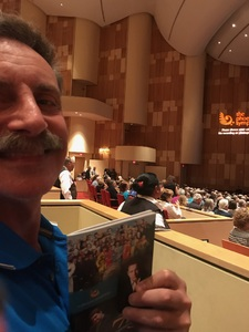 William attended Sgt. Pepper's 50th Anniversary With Classical Mystery Tour on Apr 22nd 2018 via VetTix