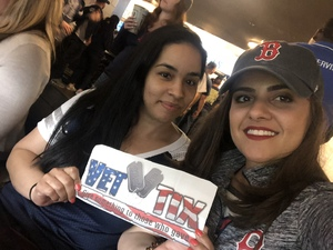 Kathy attended New York Yankees vs. Boston Red Sox - MLB on May 9th 2018 via VetTix