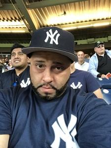 joshua attended New York Yankees vs. Boston Red Sox - MLB on May 9th 2018 via VetTix