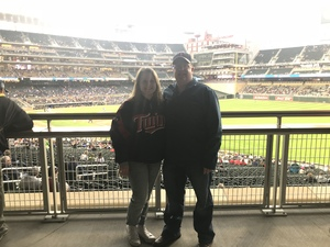 Scott attended Minnesota Twins vs. Toronto Blue Jays - MLB on May 1st 2018 via VetTix