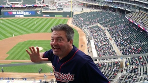 Joseph attended Minnesota Twins vs. Toronto Blue Jays - MLB on May 1st 2018 via VetTix