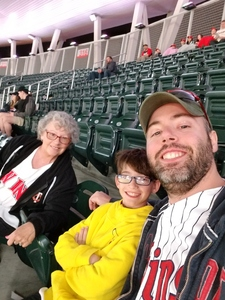 James attended Minnesota Twins vs. Toronto Blue Jays - MLB on May 1st 2018 via VetTix