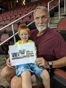 Kenneth attended Wichita Force vs. Bismarck - Champions Indoor Football League on May 19th 2018 via VetTix