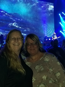 Linda attended Brad Paisley - Weekend Warrior World Tour With Dustin Lynch, Chase Bryant and Lindsay Ell on Apr 26th 2018 via VetTix