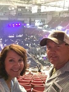 Ken attended Little Big Town - the Breakers Tour With Kacey Musgraves and Midland on May 3rd 2018 via VetTix