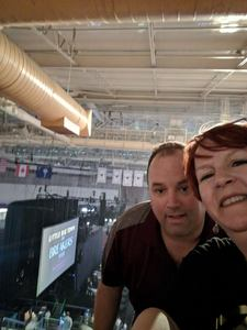 Helen attended Little Big Town - the Breakers Tour With Kacey Musgraves and Midland on May 3rd 2018 via VetTix