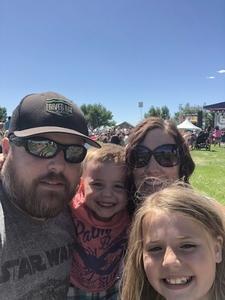 Gerald attended Boise Music Festival on Jun 23rd 2018 via VetTix