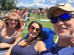 Mark B attended Boise Music Festival on Jun 23rd 2018 via VetTix