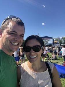 cody attended Boise Music Festival on Jun 23rd 2018 via VetTix