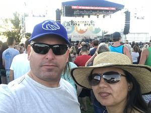 John attended Boise Music Festival on Jun 23rd 2018 via VetTix