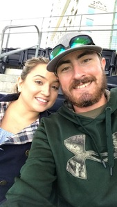 Matthew attended San Diego Padres vs. Miami Marlins - MLB on May 30th 2018 via VetTix