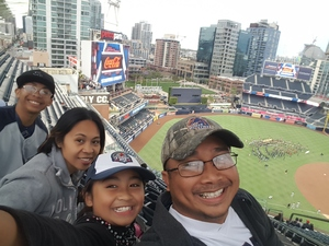Eric Paul attended San Diego Padres vs. Miami Marlins - MLB on May 30th 2018 via VetTix