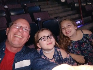 James attended Alan Jackson's Honky Tonk Highway Tour on Apr 28th 2018 via VetTix