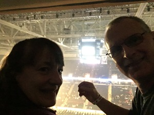 Jeffrey attended Alan Jackson's Honky Tonk Highway Tour on Apr 28th 2018 via VetTix