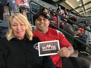 Carlos attended Los Angeles Angels vs. Minnesota Twins - MLB on May 10th 2018 via VetTix