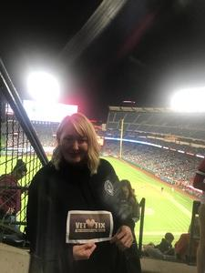 Kathryn attended Los Angeles Angels vs. Minnesota Twins - MLB on May 10th 2018 via VetTix