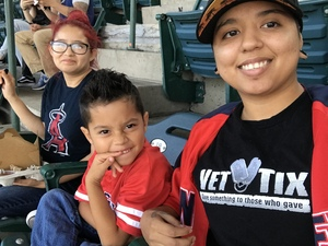 Sara attended Los Angeles Angels vs. Minnesota Twins - MLB on May 10th 2018 via VetTix