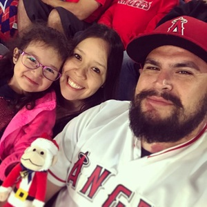 Adam attended Los Angeles Angels vs. Minnesota Twins - MLB on May 10th 2018 via VetTix