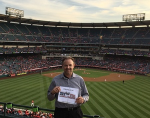Clint attended Los Angeles Angels vs. Minnesota Twins - MLB on May 10th 2018 via VetTix