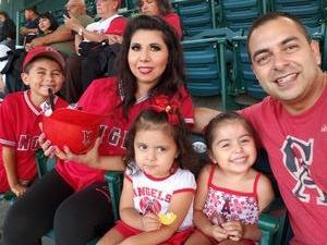 Richard attended Los Angeles Angels vs. Minnesota Twins - MLB on May 10th 2018 via VetTix