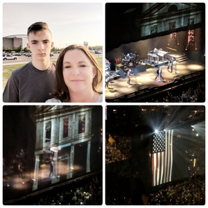 Carla attended Wmmr 50th Birthday Concert: Bon Jovi This House is not for Sale Tour on May 3rd 2018 via VetTix