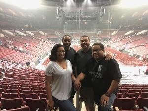 Jose attended Wmmr 50th Birthday Concert: Bon Jovi This House is not for Sale Tour on May 3rd 2018 via VetTix