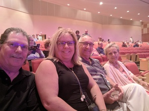 Marie attended Live From Broadway Performed by the Phoenix Symphony - Friday on May 18th 2018 via VetTix