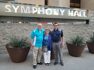 Gary attended Live From Broadway Performed by the Phoenix Symphony - Saturday on May 19th 2018 via VetTix