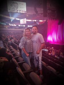 Mario attended P! Nk: Beautiful Trauma World Tour on May 2nd 2018 via VetTix