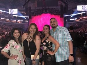 Rigo attended P! Nk: Beautiful Trauma World Tour on May 2nd 2018 via VetTix