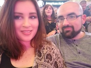 Patrick attended P! Nk: Beautiful Trauma World Tour on May 2nd 2018 via VetTix