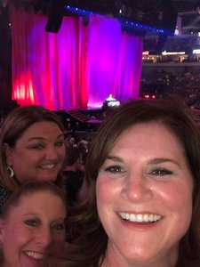 Ryan attended P! Nk: Beautiful Trauma World Tour on May 2nd 2018 via VetTix