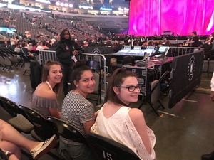 David attended P! Nk: Beautiful Trauma World Tour on May 2nd 2018 via VetTix