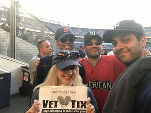 Click To Read More Feedback from New York Yankees vs. Boston Red Sox - MLB