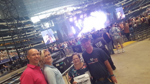 Click To Read More Feedback from Kenny Chesney: Trip Around the Sun Tour With Thomas Rhett and Old Dominion