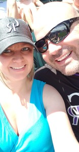 ERIC attended Colorado Rockies vs. Cincinnati Reds - MLB on May 27th 2018 via VetTix