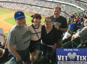 Steve attended Milwaukee Brewers vs. St. Louis Cardinals - MLB on May 29th 2018 via VetTix