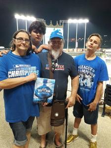 Click To Read More Feedback from Kansas City Royals vs. Minnesota Twins - MLB