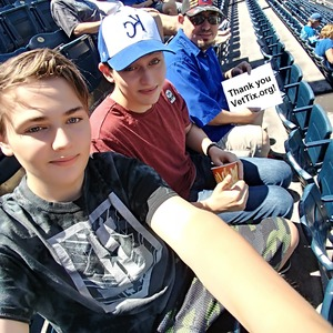 Derek attended Kansas City Royals vs. Oakland Athletics - MLB on Jun 3rd 2018 via VetTix