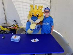 Wendy attended Kansas City Royals vs. Oakland Athletics - MLB on Jun 3rd 2018 via VetTix