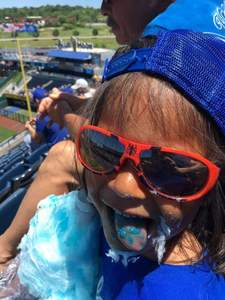 Shelba attended Kansas City Royals vs. Oakland Athletics - MLB on Jun 3rd 2018 via VetTix
