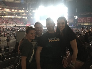 Patrick attended Taylor Swift Reputation Stadium Tour on May 8th 2018 via VetTix