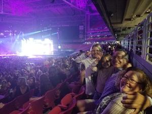 Matt attended Taylor Swift Reputation Stadium Tour on May 8th 2018 via VetTix