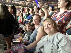 steven attended Taylor Swift Reputation Stadium Tour on May 8th 2018 via VetTix